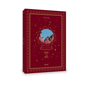APINK 7TH MINI ALBUM 'ONE & SIX' + POSTER