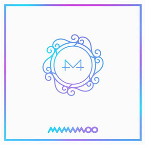 MAMAMOO 9TH MINI ALBUM 'WHITE WIND' + POSTER