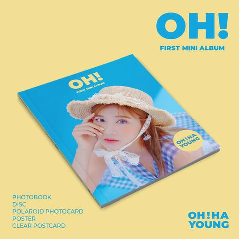 OH! HA YOUNG (APINK) 1ST MINI ALBUM 'OH!'