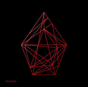 PENTAGON 1ST ALBUM 'UNIVERSE : THE BLACK HALL'