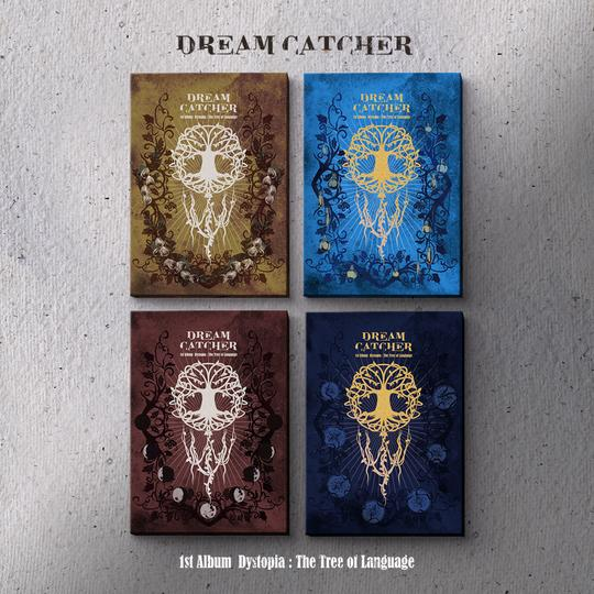 dream-catcher-1st-album-dystopia-the-tree-of-language