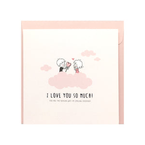 I Love You Card Ver. 2
