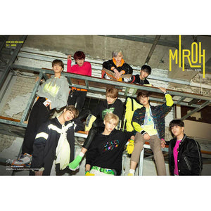 STRAY KIDS 'CLE 1 : MIROH' POSTER CONCEPT 2
