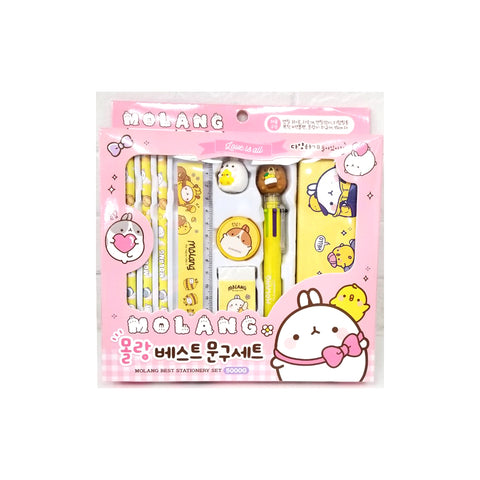 MOLANG STATIONARY SET