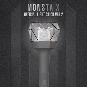 MONSTA X OFFICIAL LIGHT STICK (VER 2)