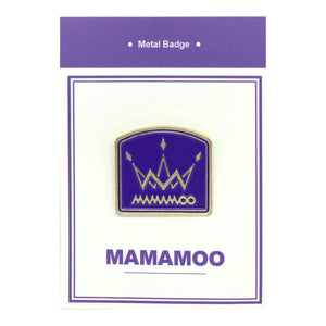 Mamamoo Metal Badge