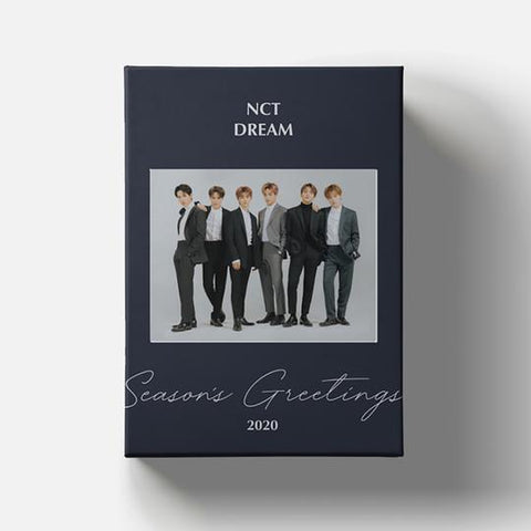 NCT DREAM 2020 SEASON'S GREETINGS