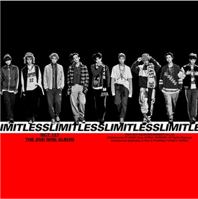NCT 127 - LIMITLESS 2ND MINI ALBUM