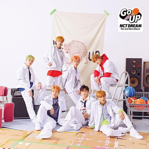 NCT DREAM 2ND MINI ALBUM 'WE GO UP'