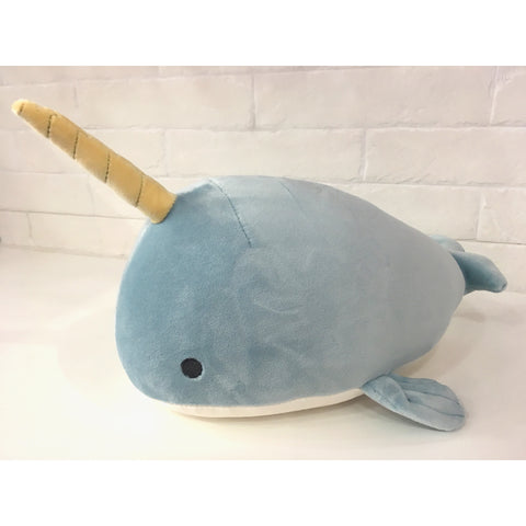 Narwhal Marshmallow Plush