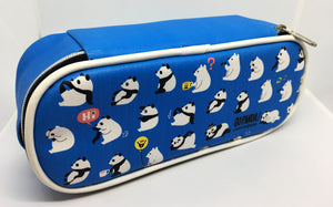 Go Panda! Pencil Case
