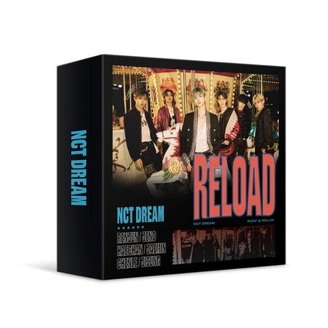 NCT DREAM 4TH MINI ALBUM 'RELOAD' KIHNO