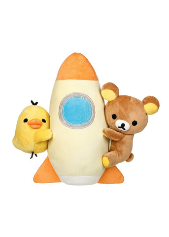 Rilakkuma and Kiiroitori Space Rocket