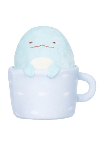 Summikogurashi Tokage in Mug Plush