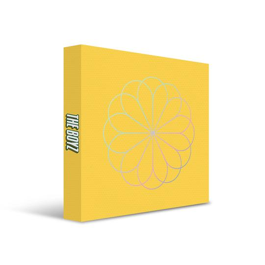 THE BOYZ 2ND SINGLE ALBUM 'BLOOM BLOOM'