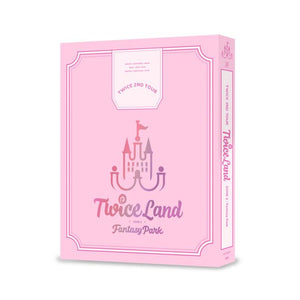 TWICE 2ND TOUR 'TWICELAND ZONE 2 : FANTASY PARK' DVD