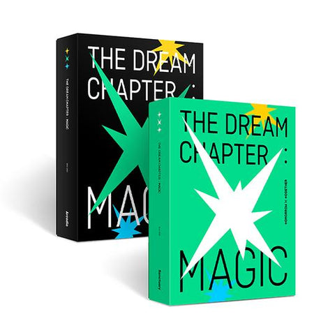 TOMORROW X TOGETHER (TXT) 'THE DREAM CHAPTER : MAGIC'