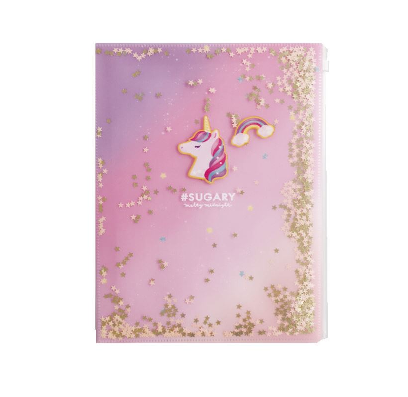 Unicorn Sequence Pocket File