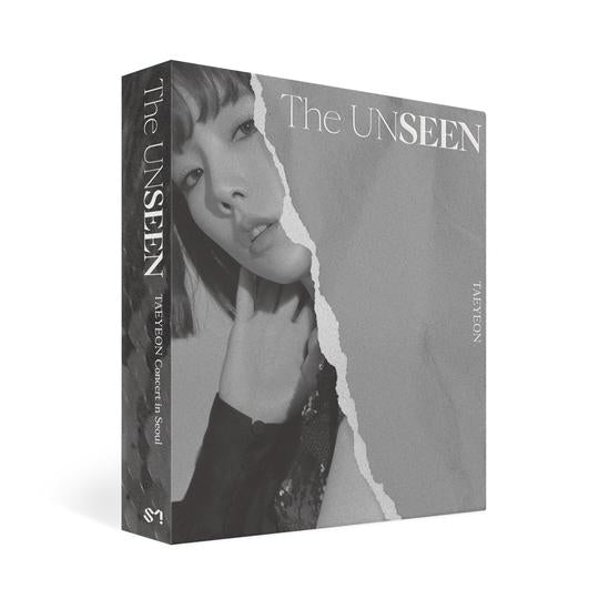 TAEYEON (GIRLS' GENERATION) 'THE UNSEEN' CONCERT KIHNO VIDEO