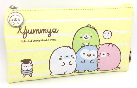 Yummyz Pencil Case (Yellow)
