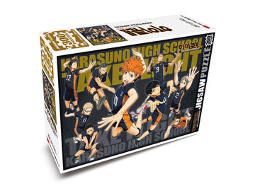Haikyuu Jigsaw Puzzle Let's Fly 300pcs