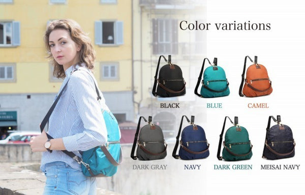 Lightweight 3WAY Women's Backpack