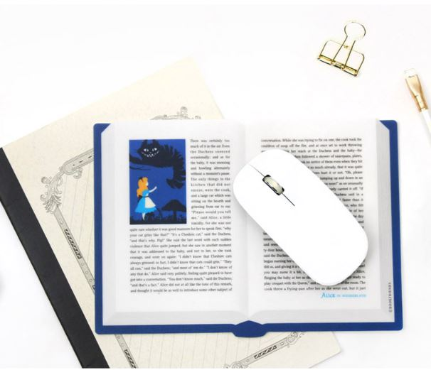 open-book-mouse-pad