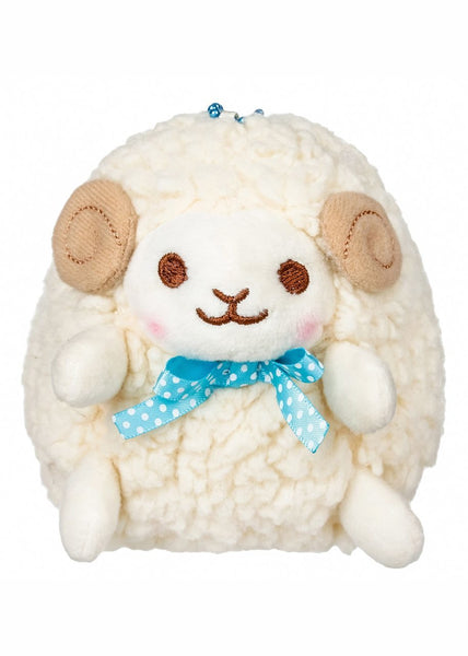 Amuse Yellow Sheep Keychain
