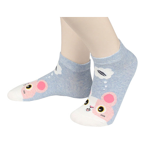 THINKING ANIMAL SOCKS
