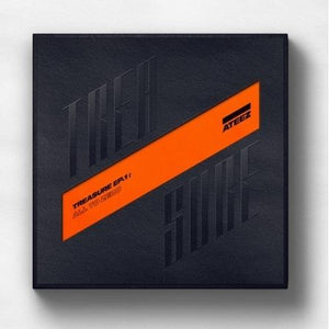 ATEEZ - TREASURE EP. 1 : ALL TO ZERO