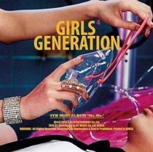 GIRLS' GENERATION 4TH MINI ALBUM 'MR. MR.'