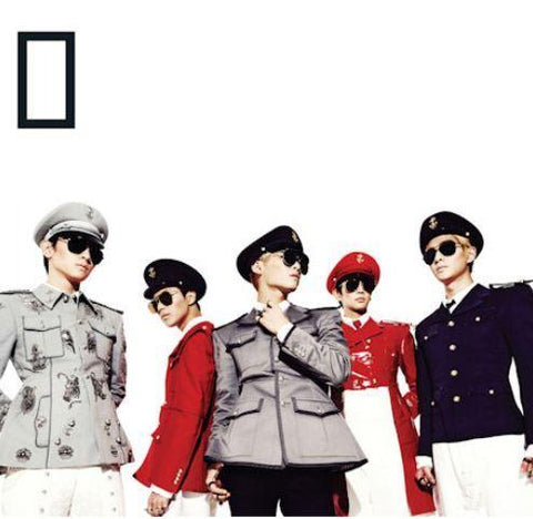 SHINEE MINI ALBUM VOL. 5 - EVERYBODY