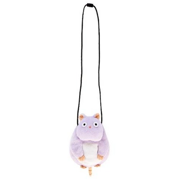 Spirited Away Boh Mouse Clasp Pouch with Strap Studio Ghibli