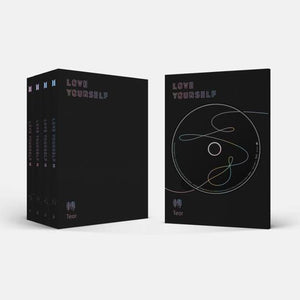 BTS 3RD ALBUM 'LOVE YOURSELF 轉 TEAR'