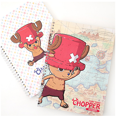 ONE PIECE SPRING LINE NOTE CHOPPER
