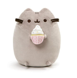 Pusheen Cupcake Plush