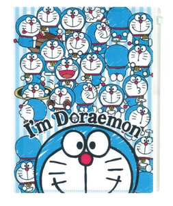 Doraemon Plastic Pocket Folder