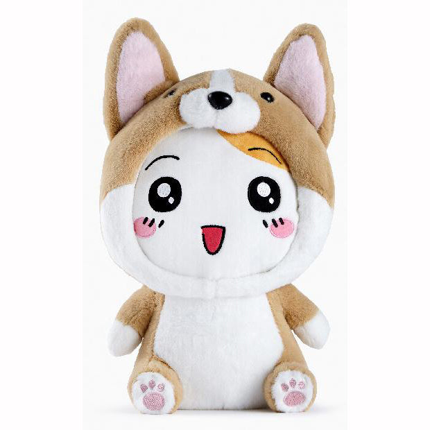 TV Animation Hamster Character EBICHU - Welsh Corgi Edition 11inch