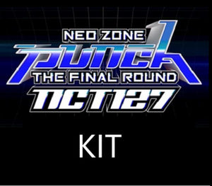 NCT 127 2ND REPACKAGE ALBUM 'NCT NO.127 NEO ZONE : THE FINAL ROUND' [KIT]