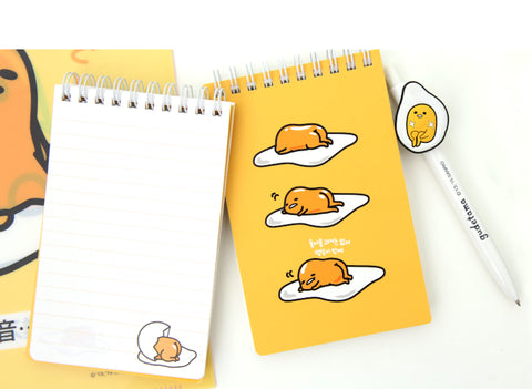GUDETAM MEMO PAD THE LAZY EGG