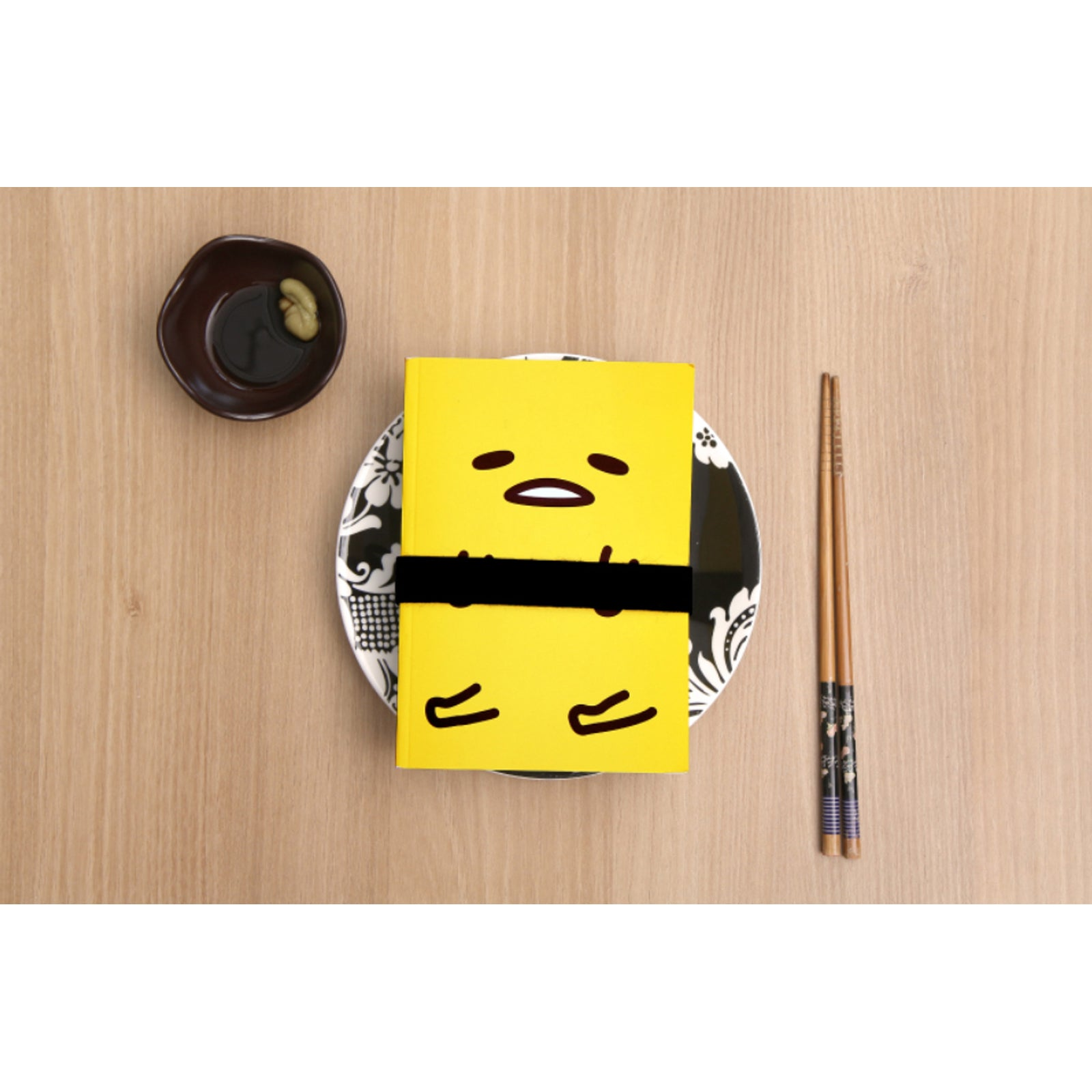 Gudetama B6 Blank Notebook