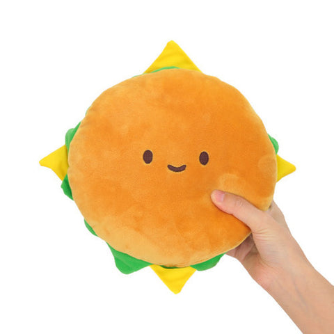 Hamburger Cushion Pillow 7.5 inch