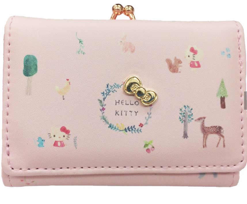 Hello Kitty Base Wallet