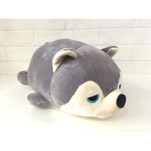 Husky Marshmallow Plush