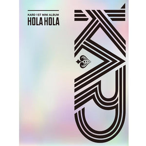 KARD MINI ALBUM 'HOLA HOLA'
