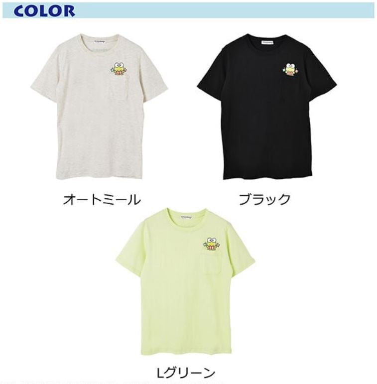 keroppi-pocket-short-sleeve