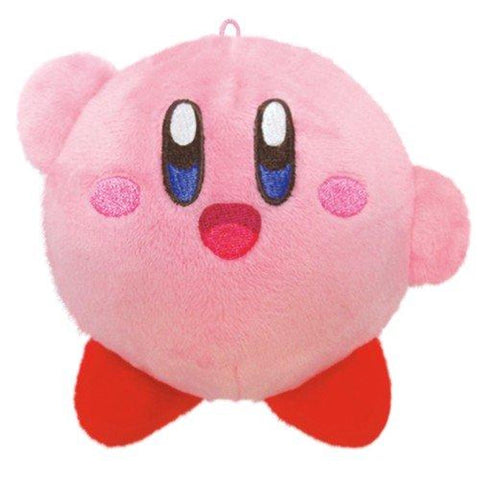 Soft Toy squishy Squeeze Kirby of the Stars 4.7 Inch