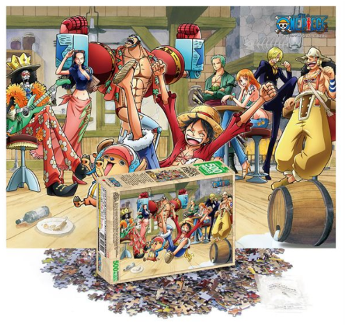 one-piece-500-party-time-puzzle