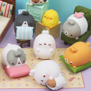 Molang Figure Vol. 3 Amorous Friends