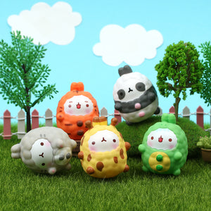 Molang Animal Pajama Set